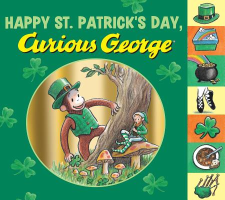 Happy St. Patrick's Day, Curious George By Rey, H. A.